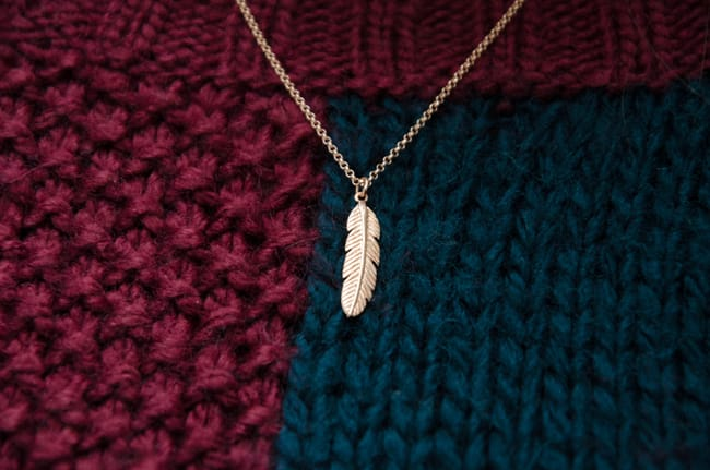 Muru-Talisman-Feather-Necklace-Rose-Gold