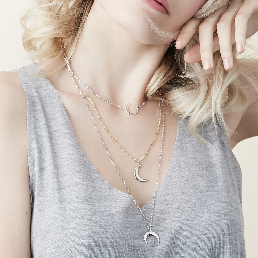 The Meaning Behind The Moon Necklace