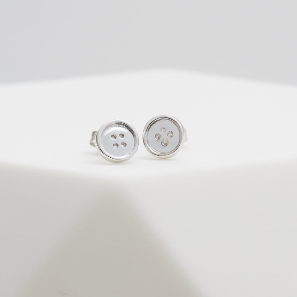 small light round animal gold img in stud dotoly button original thumbnail products earrings