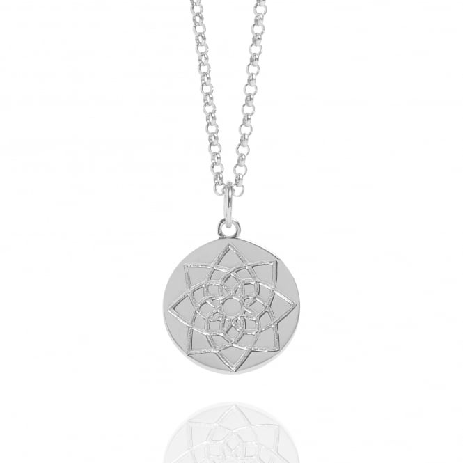 Prosperity & Success Prosperity Coin Necklace Silver